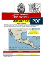 aztec answer key