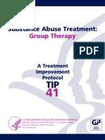 terapia   grupal  alcoholismo