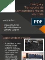 Energia y Transporte de Combustibles Fósiles en Chile