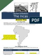 inca answer key