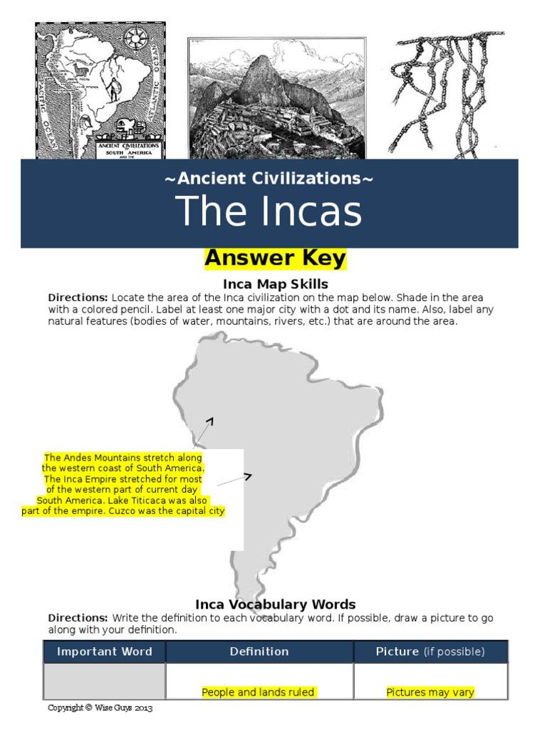 inca answer key | Inca Empire | South America on american inca, sapa inca, about the location of inca, apos inca, atahualpa inca, map of america in 1700, physical map of inca, map of inca cities, who were the inca, map of inca mountains, aztec vs inca, map south america ecuador highlighted, area ruled by inca, peru inca, map of ancient inca, map of the incas, map of ancient mayan civilization, map of inca civilization, map of world religions today, map of america in 1830,