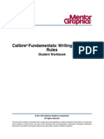 Calibre Fundamentals Writing Drc Lvs Rules 058450