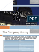 Lehman Brother Crash