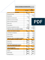 Desenvolvimento Do Passo 3 Da Etapa 2 Do Desafio ATPS Mapa de Custos