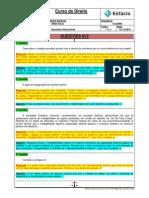 CCJ0066 Direito Eleitoral AV2 Questões Discursivas Condensadas 2014