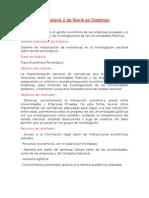 Actividad Obligatoria 2 de Teoría en Sistemas