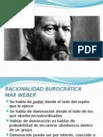 Tipos Ideales de Acción Social Weber
