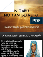 Un Tabú No Tan Secreto