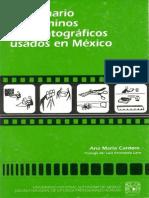 Diccionario de Términos Cinematográficos