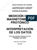 Manual Magnetometro Protonico