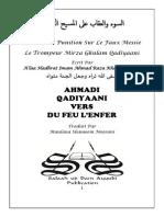 Qadiani Vers Du Feu L_enfer