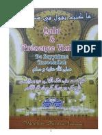 Qabr Et Presence de Sayyiduna Rasoolullah s
