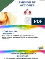 EMISIÓN DE ACCIONES.pptx