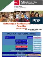 Politicas Del Minsa