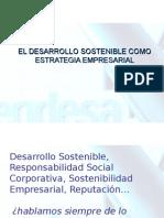 El Desarrollo Sostenible Como Estrategia Empresarial