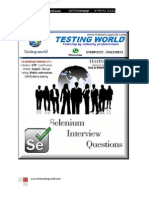 java interview questions for selenium