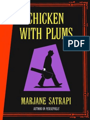 Chicken With Plums Pdf
