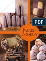 PAYARD COOKIES by François Payard