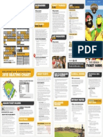 2015 Marauders Ticket Guide