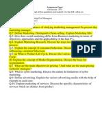 AssigPaperIISem ii09062015.pdf