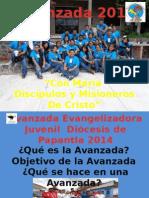 Avanzada 2015