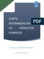 Historia de la Corte Interamericana