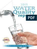 2015 Water Quality Report