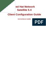 RHN Client Configuration Guide