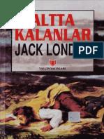 Jack London - Altta Kalanlar