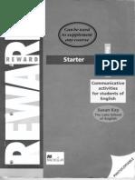 Susan Kay Reward Starter Resource Pack