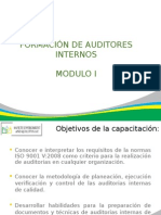 Auditor Interno Iso 9001-2008