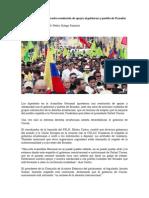 Asamblea de Nicaragua aprueba Resolución de Apoyo Al Gobierno y Pueblo de Ecuador