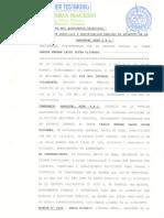 Agroeval Peru Constitucion Cambio de Domicilio Fiscal