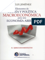 Macroeconomia - Felix Jimenez