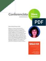 Conferencista Diana Romero