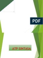 Mecanismos de La Síntesis de ATP