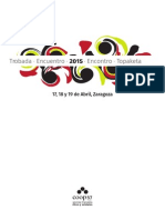 Dossier Encuentro 2015