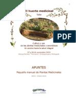 Manual Huerto Medicinal