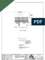 Standard Drawing 3103 Heavy Duty Stock Proof Fence