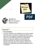 Normas A.P.A.