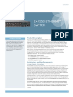 Juniper Networks Switch EX4550