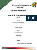 Informe 3ra Jornada de Practica