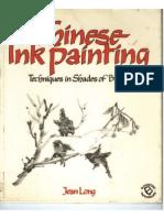 Pintando en Tinta China