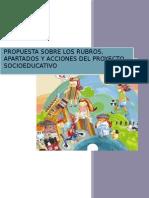 Propuesta Diseño de Intervención Socioeducativa