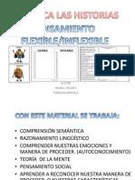 clasifica las historias pensamiento flexible inflexible autor mabel freixes -140615064344-phpapp02
