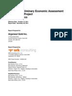 NI 43 101 2011 Technical Report on the La Colorada Project Hermosillo Mexico2