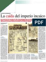 Caida Del Imperio Incaico
