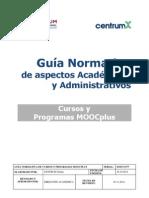 377 D101V1377 Guía Normativa MOOCplus