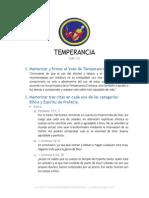 AM 13 - Temperancia
