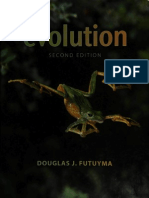 Douglas J. Futuyma - Evolution